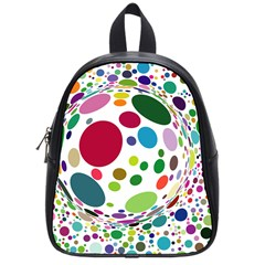 Color Ball School Bags (Small)