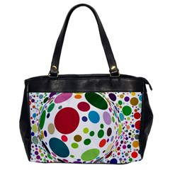 Color Ball Office Handbags by Mariart