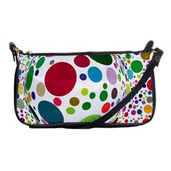 Color Ball Shoulder Clutch Bags by Mariart