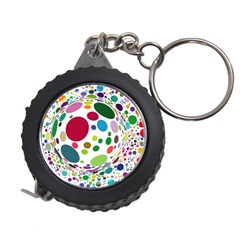 Color Ball Measuring Tapes by Mariart