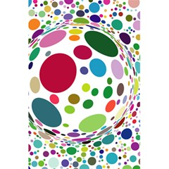 Color Ball 5.5  x 8.5  Notebooks