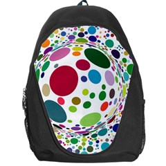 Color Ball Backpack Bag