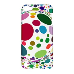 Color Ball Apple iPod Touch 5 Hardshell Case