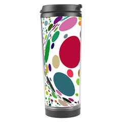 Color Ball Travel Tumbler