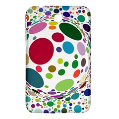 Color Ball Samsung Galaxy Tab 3 (7 ) P3200 Hardshell Case
