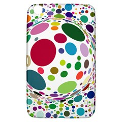 Color Ball Samsung Galaxy Tab 3 (8 ) T3100 Hardshell Case