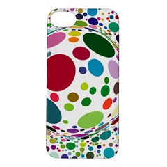 Color Ball Apple iPhone 5S/ SE Hardshell Case