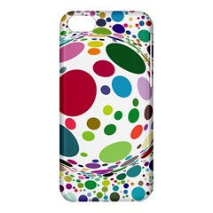 Color Ball Apple iPhone 5C Hardshell Case