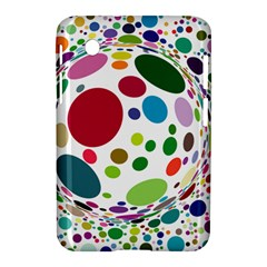 Color Ball Samsung Galaxy Tab 2 (7 ) P3100 Hardshell Case