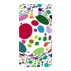 Color Ball Samsung Galaxy Note 3 N9005 Hardshell Back Case