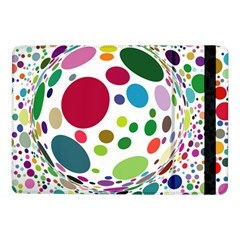 Color Ball Samsung Galaxy Tab Pro 10 1  Flip Case by Mariart