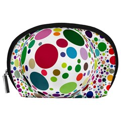Color Ball Accessory Pouches (Large)