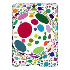 Color Ball Samsung Galaxy Tab S (10.5 ) Hardshell Case