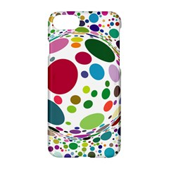 Color Ball Apple iPhone 7 Hardshell Case