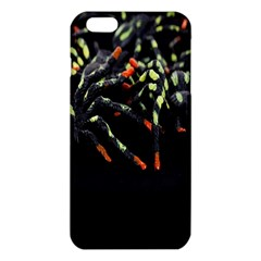 Colorful Spiders For Your Dark Halloween Projects Iphone 6 Plus/6s Plus Tpu Case
