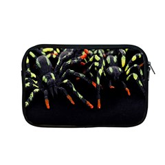 Colorful Spiders For Your Dark Halloween Projects Apple Macbook Pro 13  Zipper Case by Simbadda