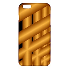 Fractal Background With Gold Pipes Iphone 6 Plus/6s Plus Tpu Case