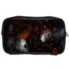 Lights And Drops While On The Road Toiletries Bags 2 Side