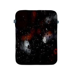 Lights And Drops While On The Road Apple Ipad 2/3/4 Protective Soft Cases