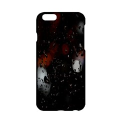Lights And Drops While On The Road Apple Iphone 6/6s Hardshell Case by Simbadda
