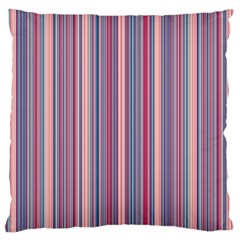 Lines Standard Flano Cushion Case (one Side) by Valentinaart