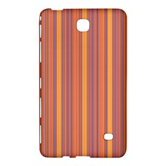 Lines Samsung Galaxy Tab 4 (8 ) Hardshell Case  by Valentinaart