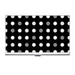 Polka dots  Business Card Holders Front