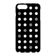 Polka Dots  Apple Iphone 7 Plus Hardshell Case by Valentinaart