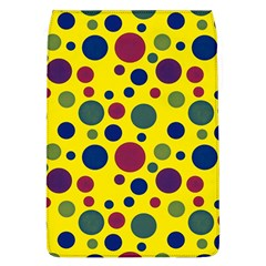 Polka Dots Flap Covers (l)  by Valentinaart