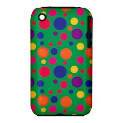 Polka Dots Iphone 3s/3gs by Valentinaart