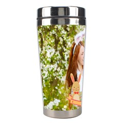 Bunny Stainless Steel Travel Tumbler