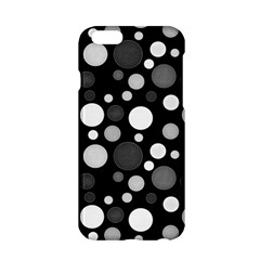 Polka Dots Apple Iphone 6/6s Hardshell Case by Valentinaart