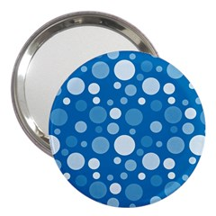 Polka Dots 3  Handbag Mirrors