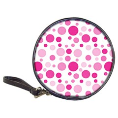 Polka Dots Classic 20 Cd Wallets