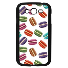 Macaroons  Samsung Galaxy Grand Duos I9082 Case (black) by Valentinaart
