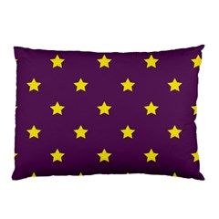Stars Pattern Pillow Case (two Sides) by Valentinaart
