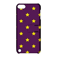 Stars Pattern Apple Ipod Touch 5 Hardshell Case With Stand