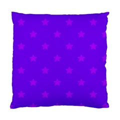 Stars Pattern Standard Cushion Case (one Side) by Valentinaart