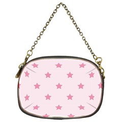 Stars Pattern Chain Purses (one Side)  by Valentinaart