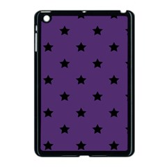 Stars Pattern Apple Ipad Mini Case (black)