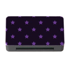 Stars Pattern Memory Card Reader With Cf by Valentinaart