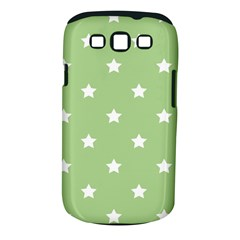 Stars Pattern Samsung Galaxy S Iii Classic Hardshell Case (pc+silicone) by Valentinaart