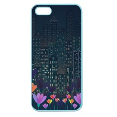 Urban Nature Apple Seamless Iphone 5 Case (color)