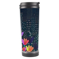 Urban Nature Travel Tumbler by Valentinaart