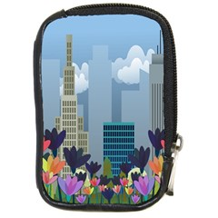 Urban Nature Compact Camera Cases by Valentinaart