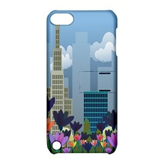 Urban Nature Apple Ipod Touch 5 Hardshell Case With Stand