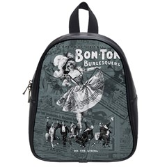 Bon Ton School Bags (small)  by Valentinaart