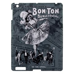 Bon Ton Apple Ipad 3/4 Hardshell Case by Valentinaart