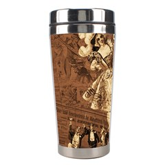 Bon Ton Stainless Steel Travel Tumblers by Valentinaart