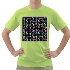 Toys pattern Green T-Shirt